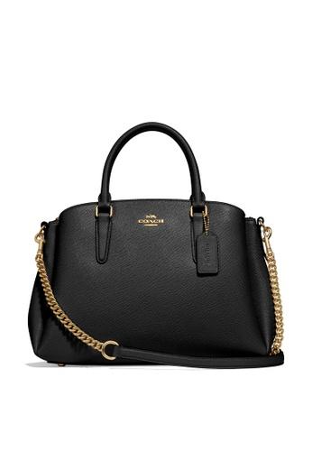 Coach black Sage Carryall Bag (cv) 69D9AAC6CDE47AGS_1