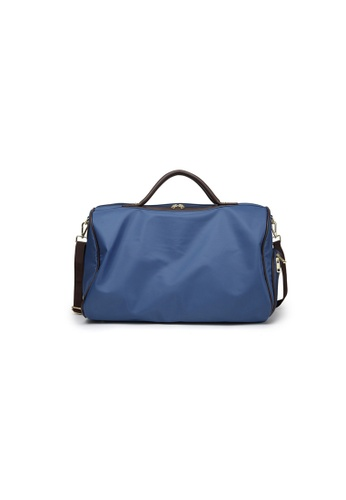 Lara blue Solid Travel Bags for Women CD879AC171460EGS_1
