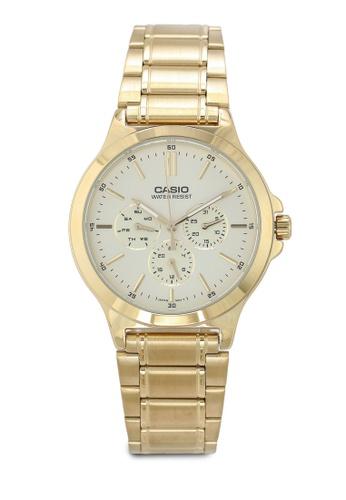 1f5c22c112b Shop Casio Casio MTP-V300G-9AUDF Watch Online on ZALORA Philippines