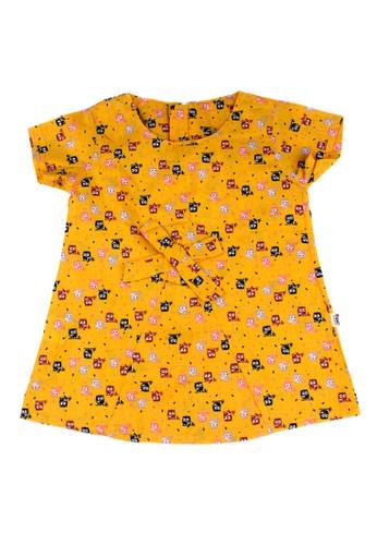 Pingu yellow Pingu - Dress Anak Perempuan 90400711 C2C51KA005391DGS_1