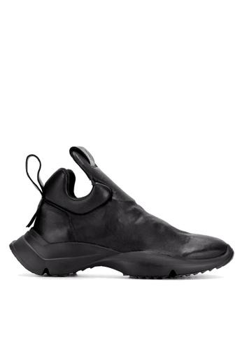 Twenty Eight Shoes black Fashion Cow Leather Sneakers VMT7832 63DCCSH84FD1BFGS_1