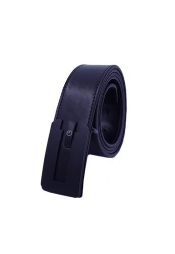 Goldlion black Goldlion Casual Leather Belt 212EEAC8E24A1CGS_1