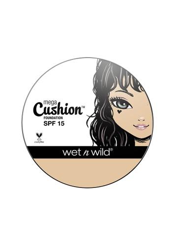 Wet N Wild beige Wet N Wild MegaCushion Foundation - Buff Beige 1FDD5BEEE65E30GS_1