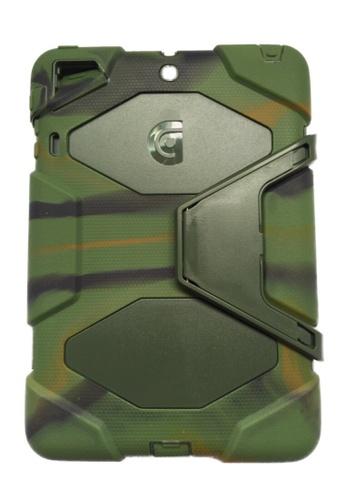 Nadjames green Military duty case for Apple iPad mini 1 2 3 NA782AC86ZIRPH_1