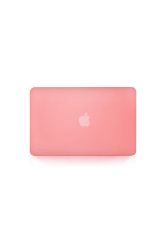Monocozzi pink Lucid - Translucent Hard Shell Case For Macbook Air 11″ MO983AC37WCCHK_1