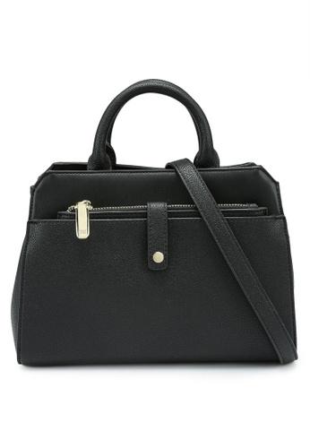 nose black Structure Hand Bag 7E309AC9FAF41BGS_1