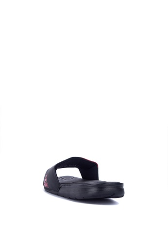 3757f9ab2fcc25 Shop PEAK S20181BR Men's Tr7 Terrence Romeo Sports Slides Sandals Online on  ZALORA Philippines