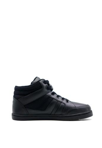 FANS black Fans Sonic B Jr - Casual Shoes Black 5BCE3SH002E2F5GS_1