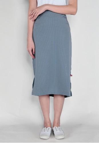 GatsuOne blue Yakoru Skirt 08BD5AA9B4FBE7GS_1
