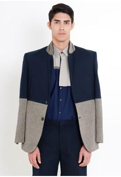 [PRE-ORDER] Color Blocking Suit