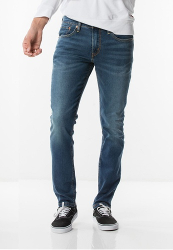 Levi's blue Levis® 511™ Slim Fit Performance Cool Jeans F592AAAB6FFCC0GS_1