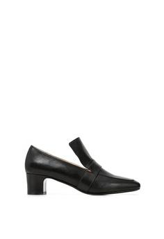 d7ab6e172681 RABEANCO black RABEANCO NOONA CHUNKY Heel Loafers - Black 78DA3SH5B863C1GS 1