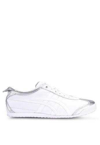 e7c8156fa440 Onitsuka Tiger silver Mexico 66 Shoes 6D9BESHE8DBD93GS 1