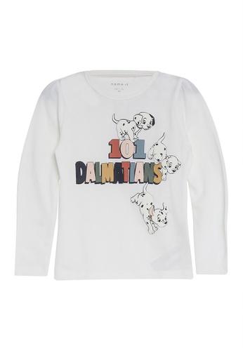NAME IT white Alloa Long Sleeves Top 4FFBFKAEE181E4GS_1