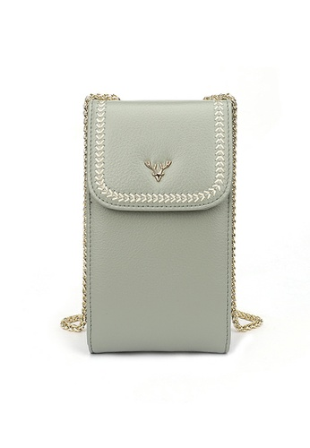 HAPPY FRIDAYS Stylish Leather Chain Shoulder Bags JN33 2781DACB85356EGS_1