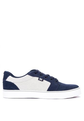 DC blue Anvil Sneakers 8186FSH782EA0BGS_1
