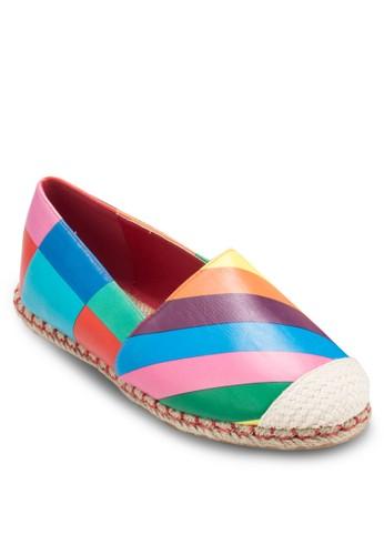 Noelle 色zalora 手錶塊麻編懶人鞋, 女鞋, 懶人鞋