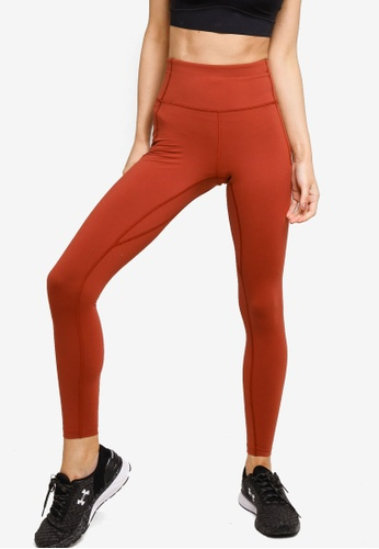 Under Armour red Meridian Leggings EA65AAA2EF5607GS_1