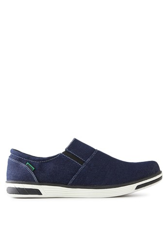 Sneakers Shoes navy Tizi Slip On SN532SH32ATZID_1