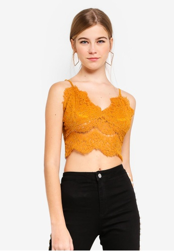 8366cecd146e4 Buy MISSGUIDED Corded Lace Cami Top