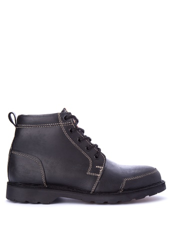 Caterpillar black BCAT-01 Boots CA367SH0IS6EPH_1