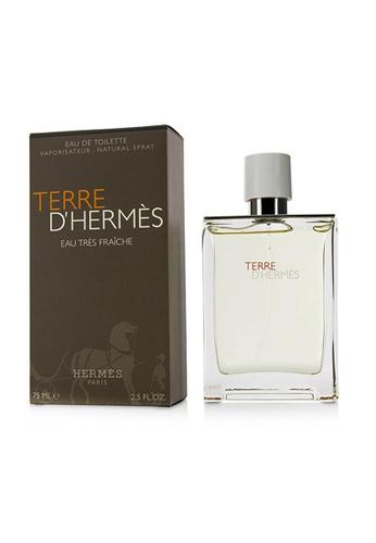 Hermès HERMÈS - Terre D'Hermes Eau Tres Fraiche Eau De Toilette Spray 75ml/2.5oz 0F341BE8D117BFGS_1