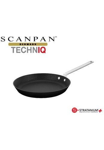 SCANPAN SCANPAN TechnIQ 30cm Modern Skillet/Fry Pan (Induction) B7CA2HL17CEC2FGS_1