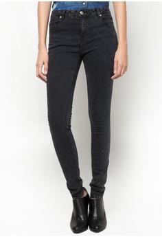 Mid-Waist Jeans