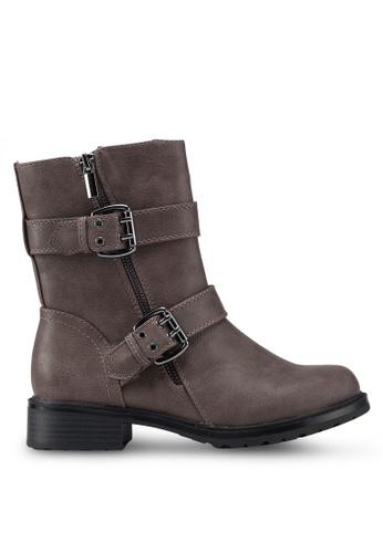 Call It Spring 褐色 Kaoewia Boots FE519SHE5E9894GS_1