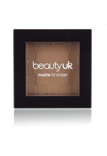 Beauty UK Matte Bronzer no.2 Dark BE783BE68DKTSG_1