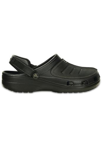 Crocs black Yukon Mesa Clog Blk/Blk 23152SH78B93F5GS_1