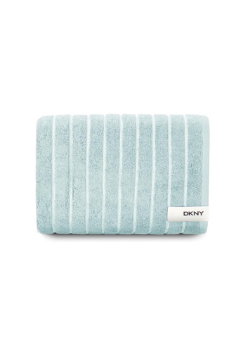 Dkny green and blue DKNY Brooklyn Sea Bath Towel. C43CBHL6C0F4FEGS_1