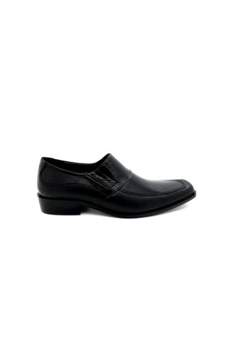Anca black MBA Uniform Shoes Galeno MIIIF-06 Black MB650SH09MAKID_1