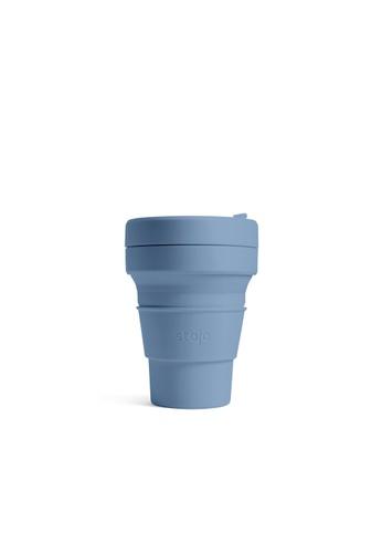 Stojo stojo pocket cup 12oz / 355ml, Steel 9B1A3HL109258AGS_1
