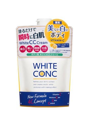 White Conc White Conc Medicated White CC Cream 200G 91481BEAB3FBC1GS_1