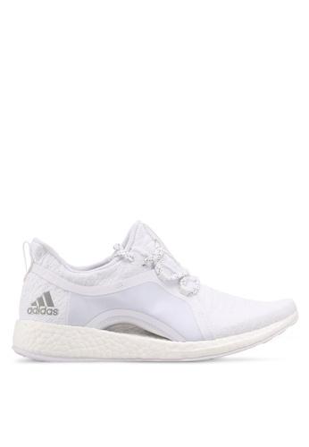 adidas white adidas pureboost x AD372SH0SUQAMY_1