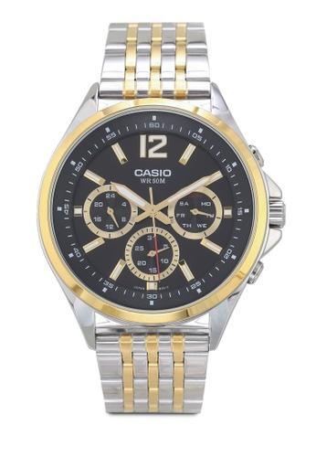 Casio gold Casio MTP-E303SG-1AVDF Watch 199FCAC0FD5E64GS_1