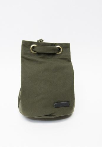 HÄP & CRAFT green 2-way water-repellent Bag 7DC60KC2541AA1GS_1