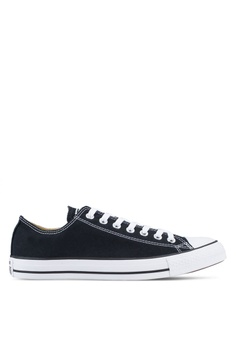 Converse black Chuck Taylor All Star Ox Unisex Sneakers CO302SH01YZIMY 1 0ec7b1bd5