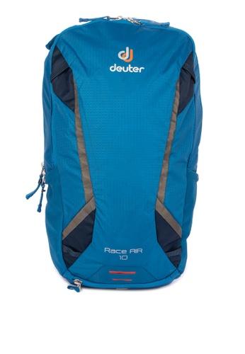 Deuter blue Race Air Biking Backpack 2018 D87ECACB806AB1GS_1