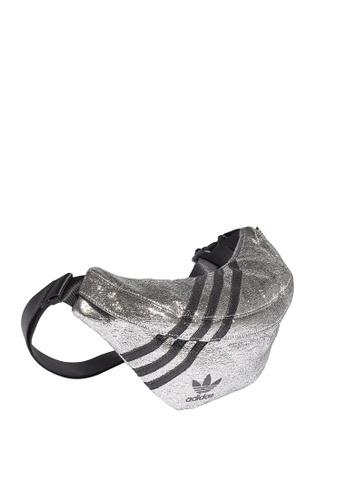 ADIDAS silver casual waistbag 3A164AC5612AB9GS_1