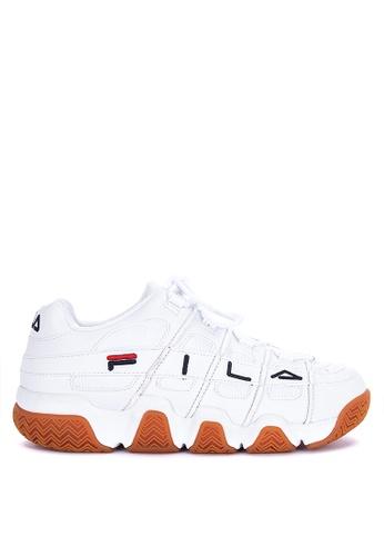 Fila white Fila Barricade Xt '97 Low Sneakers 5B022SH2DB73F6GS_1