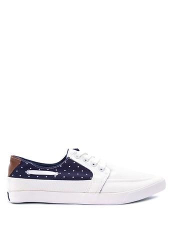 H2Ocean white Calais Sneakers H2527SH0J08QPH_1