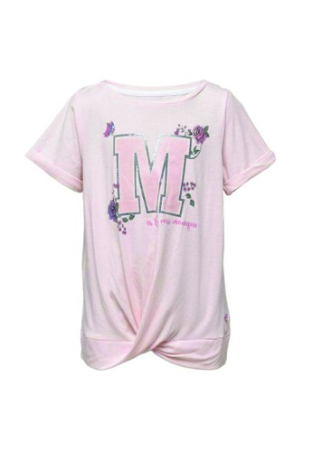 Miss Monique pink Kaos anak perempuan FE201KAC160AB2GS_1