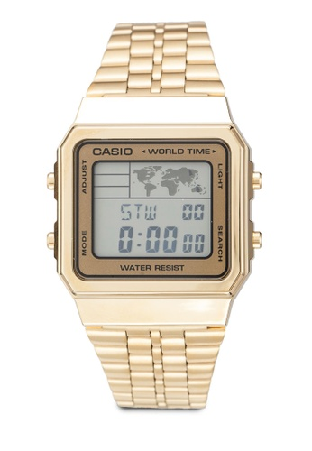 Casio gold Casio Watch A500WGA-9DF A0B02AC1242E1DGS_1