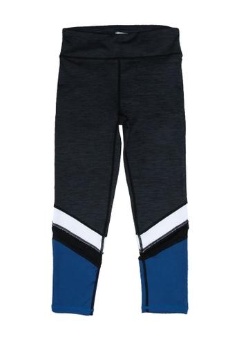 FOX Kids & Baby black Striped Sports Tights 849EEKA08656A1GS_1