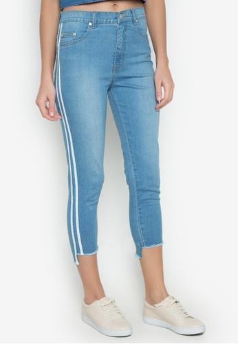 8dbb54b7d8c Shop NEXT High Rise Ankle Jeans Online on ZALORA Philippines