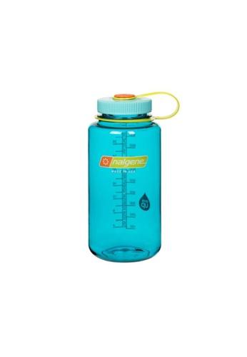 Nalgene blue Nalgene 32oz Wide Mouth Water Bottle - Cerulean 923C5AC1DC4409GS_1
