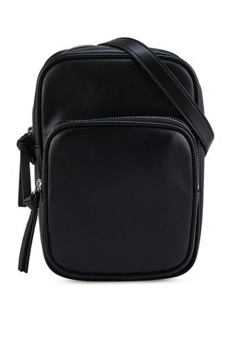 GLOBAL WORK black Casual Sling Bag 5DF20AC477A2EAGS_1