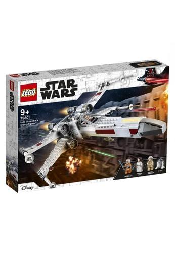 LEGO multi LEGO Star Wars TM 75301 Luke Skywalker's X-Wing Fighter™ (474 Pieces) 65B94TH440EDF5GS_1